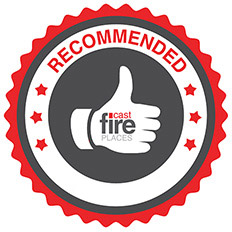 Recommended - Cast Fireplaces