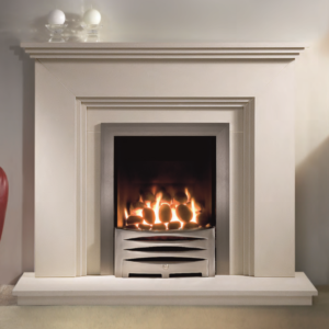 "Cranbourne 44"" Modern Fireplaces Suite-0"