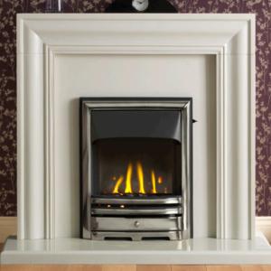 "Hartford 48"" Modern Fireplaces Suite-0"