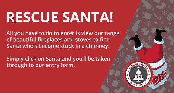 Rescue Santa, Win a Stove!