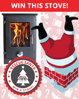 Rescue Santa, Win a Stove!
