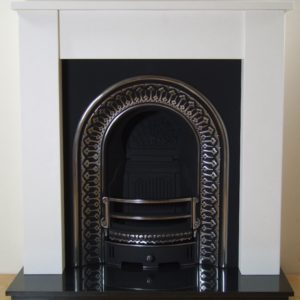 Regal and Ripley Limestone Fireplace-0