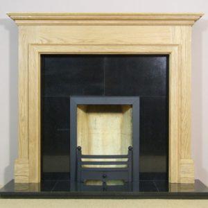 Granite Panel and Oak Howard-0