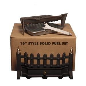 Style Solid Fuel Set-0