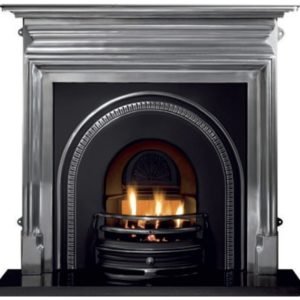 Tradition and Palmerston Cast Iron Fireplace-0