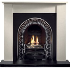 Regal and Henlow Limestone Fireplace-0