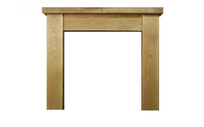 Cameron Oak Wooden Surround-0