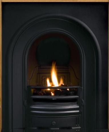 Coronet Cast Iron Fireplace-2385