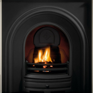 Crown Cast Iron Fireplace-0