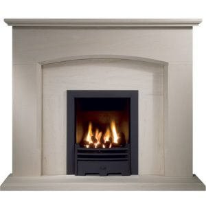 """Dacre 54"""" Modern Fireplaces Suite-0"""