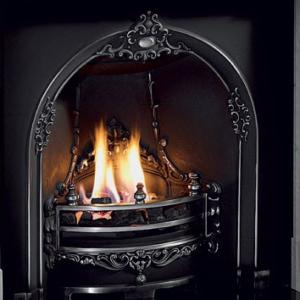 Gloucester Cast Iron Fireplace-0