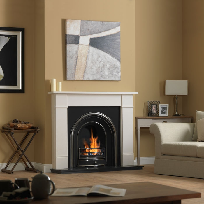 Jubilee and Brompton Limestone Fireplace-3844