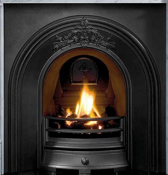 Landsdowne Cast Iron Fireplace-2388