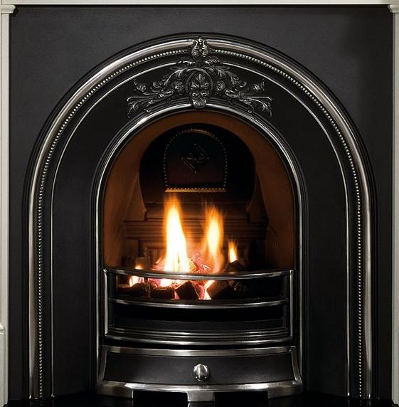 Landsdowne Cast Iron Fireplace-0