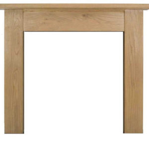 Lincoln Oak Wooden Surround-0