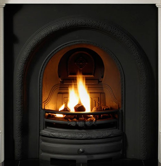 Lytton Cast Iron Fireplace-0