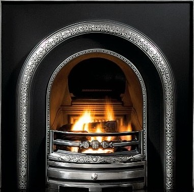 Lytton Cast Iron Fireplace-2389