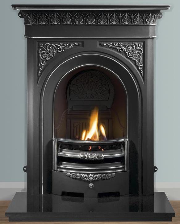 Nottage Combination Cast Iron Fireplace-2349