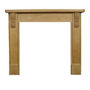 Stourhead Oak Wooden Surround-0