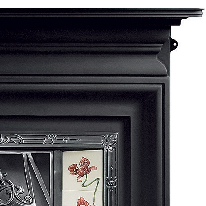 """Palmerston Gallery Fireplaces Mantle 54""""-3914"""