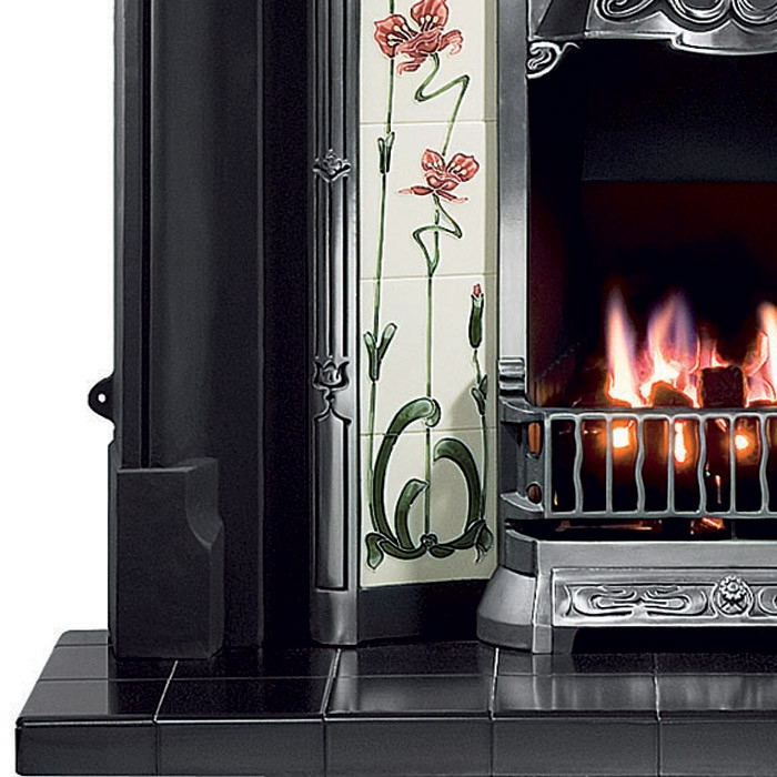 """Palmerston Gallery Fireplaces Mantle 54""""-3913"""