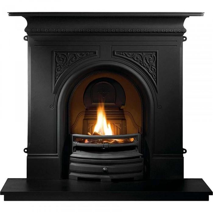 Pembroke Combination Cast Iron Fireplace-2350