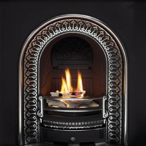 Regal Cast Iron Fireplace-0