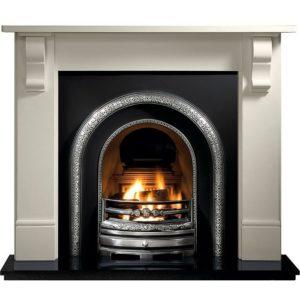 Lytton and Stourhead Limestone Fireplace-0