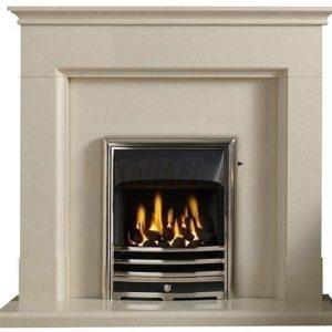 "Langdon 48"" Modern Fireplaces Suite-0"