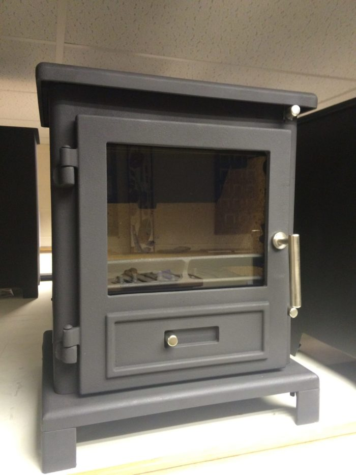 Contemporary 5 Stove Brick Chamber Suite-3378