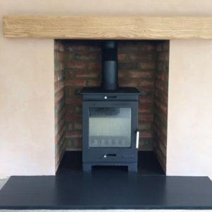 Flavel Arundel Stove Brick Chamber Suite-0
