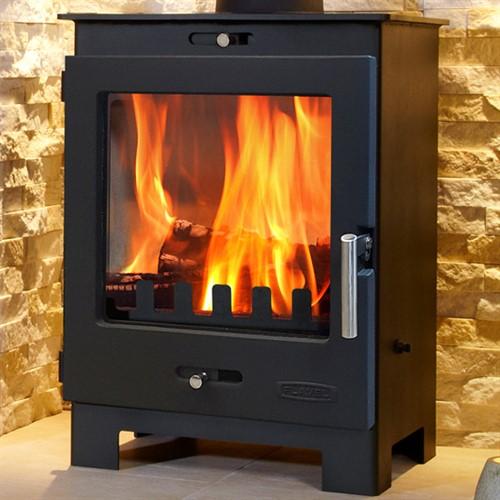 Arundel and Brompton Limestone Stove Suite-3675