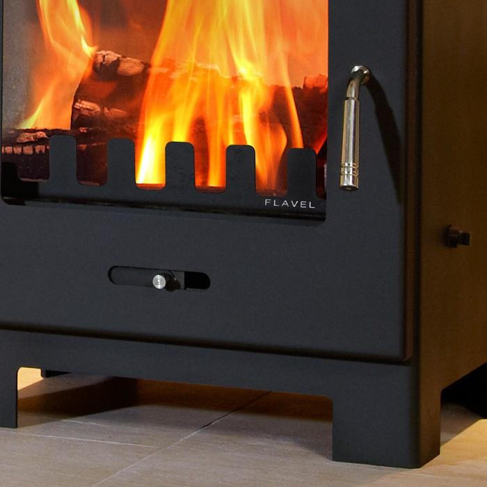 Arundel and Brompton Limestone Stove Suite-3673