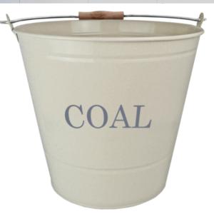 Coal Bucket - Cream-0
