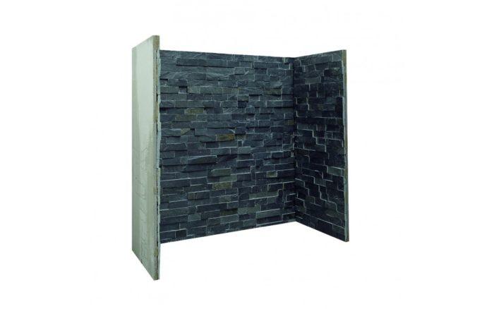 Grisedale Wood Burning Stove Suite Brompton Limestone Mantel-4589